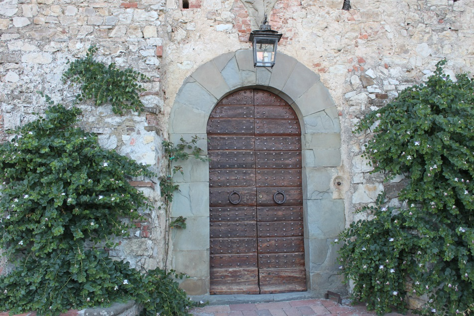 Castello di Meleto