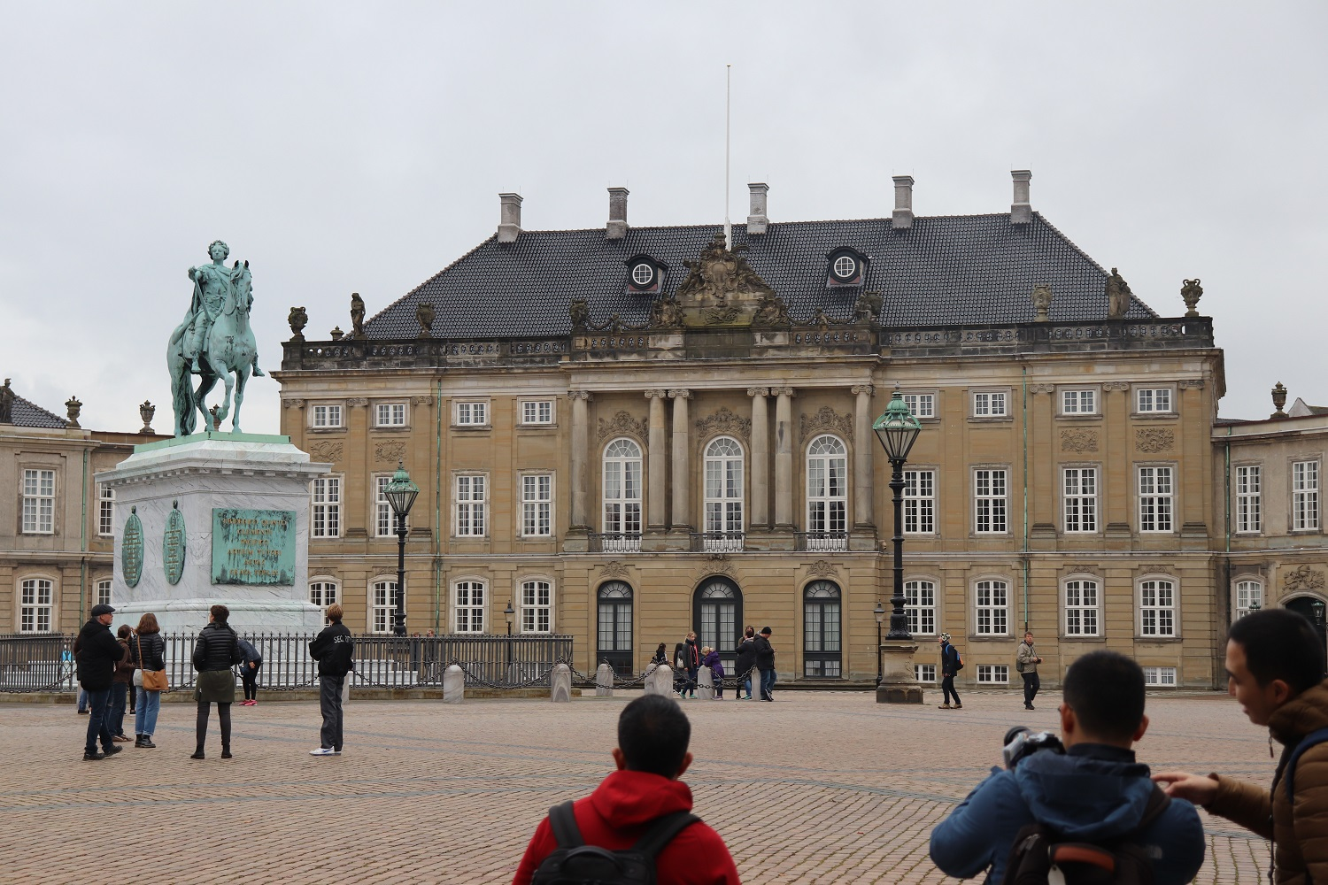 The Royal Residences of Copenhagen