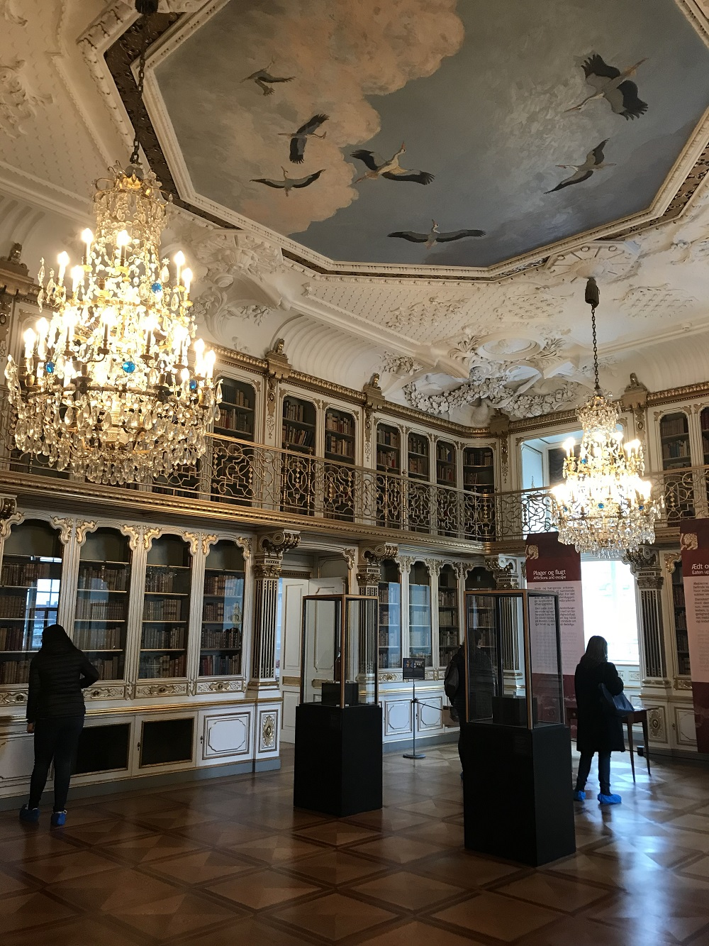 Christiansborg Palace Library