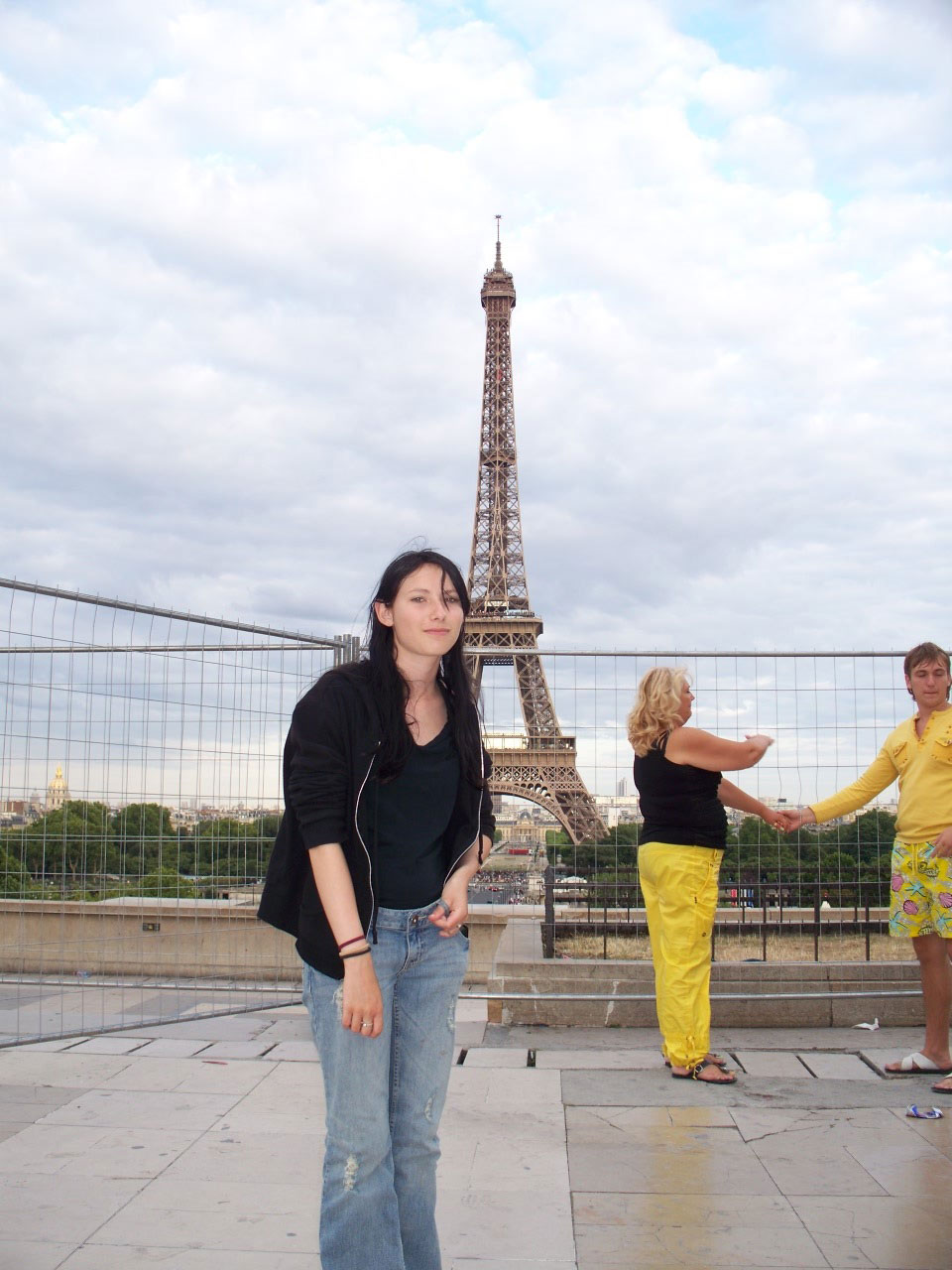 Me in Paris, 2009