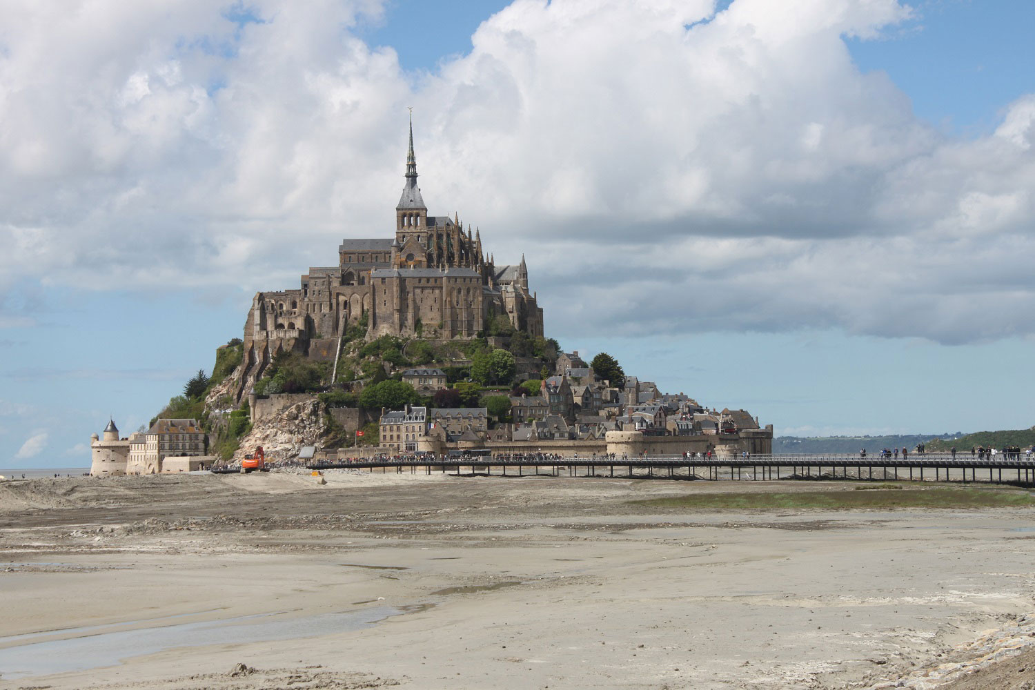 Highlight: Mont St-Michel