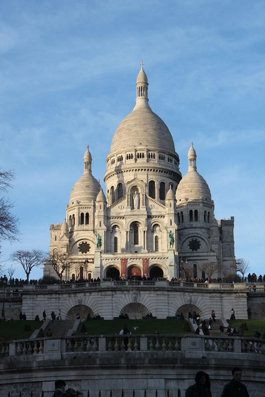 Sacre-Coeur Cathedral