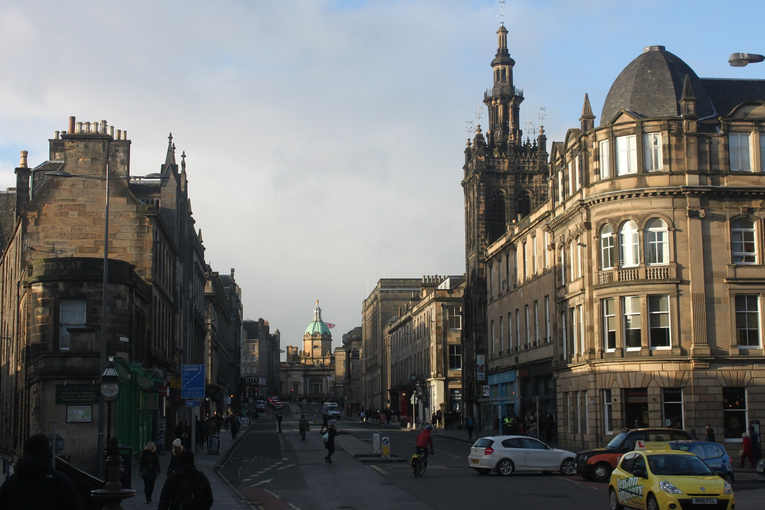 Highlight: Edinburgh