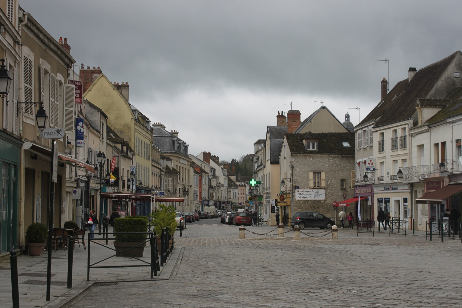 Highlight: Provins