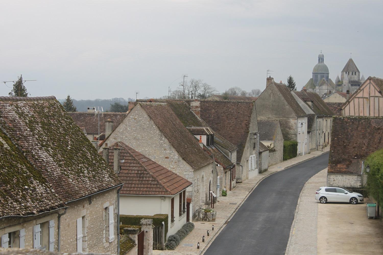 Rue de Juoy in Provins