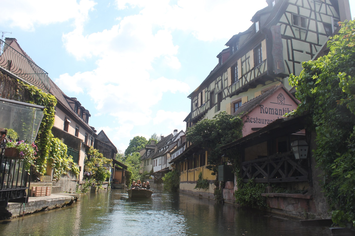 The Canals of Colmar