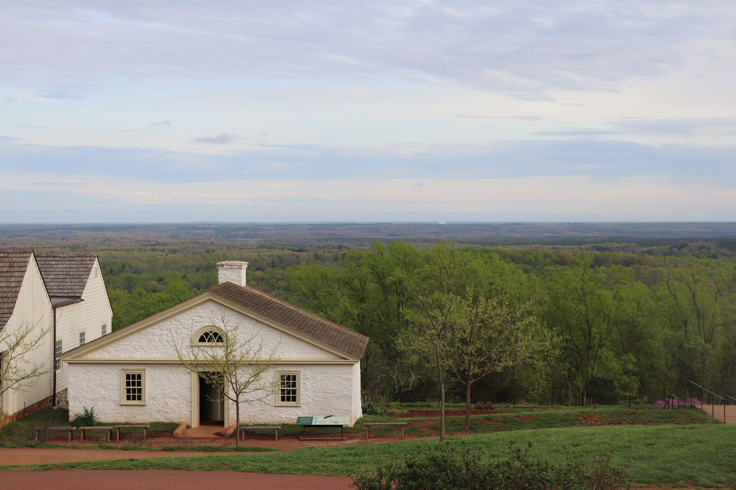 The Grounds of Monticello