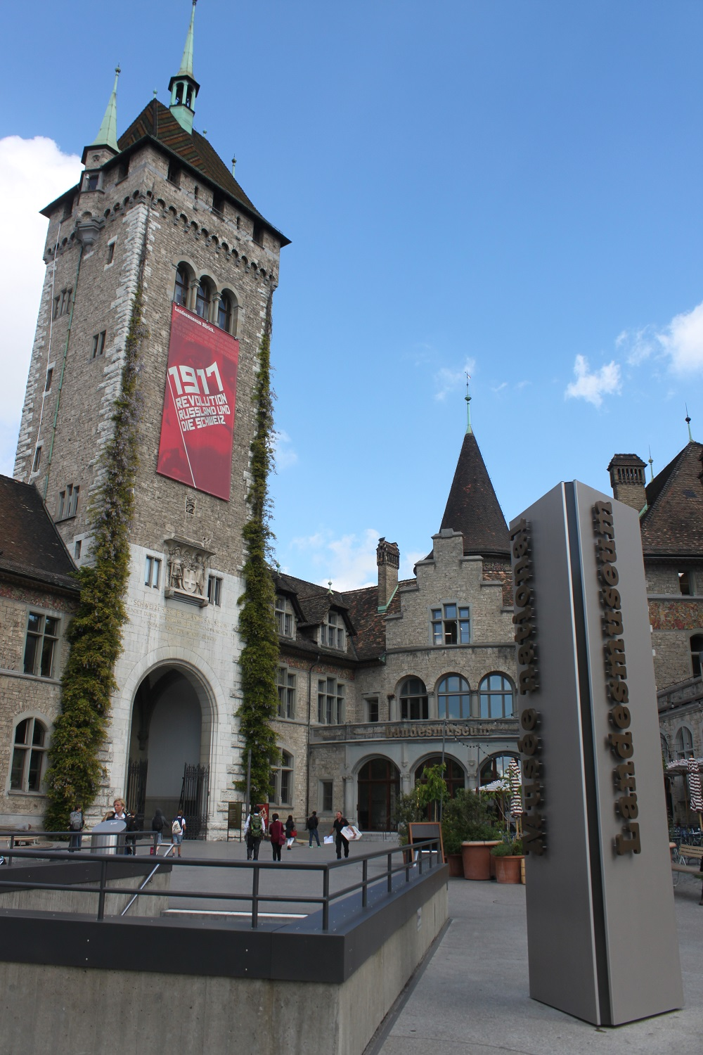 The Swiss National Museum