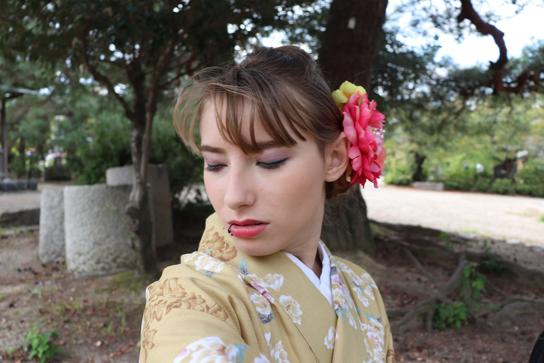 Kimono by Yumeyakata