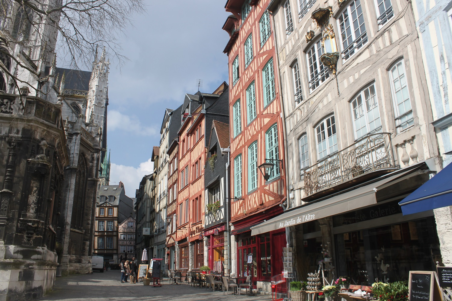 Highlight: Rouen