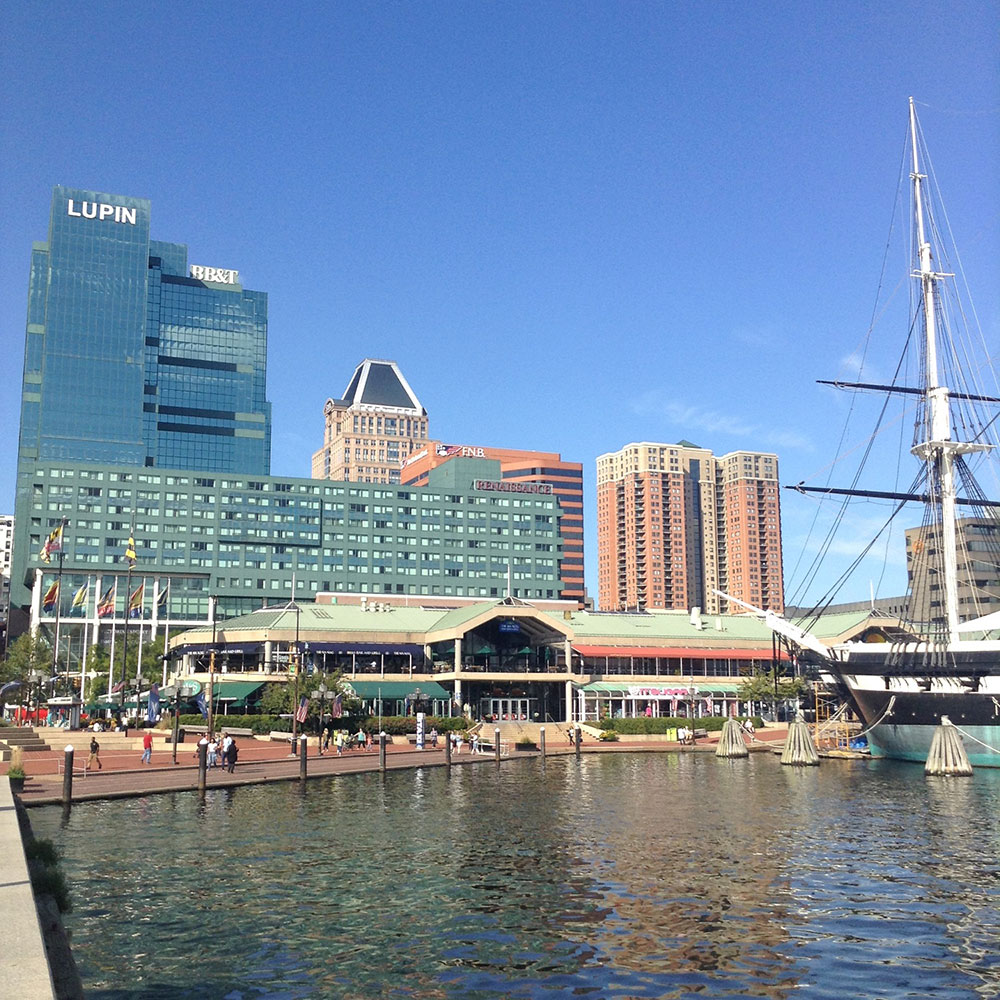 Baltimore, MD - Easy Day Trip from Washington, DC