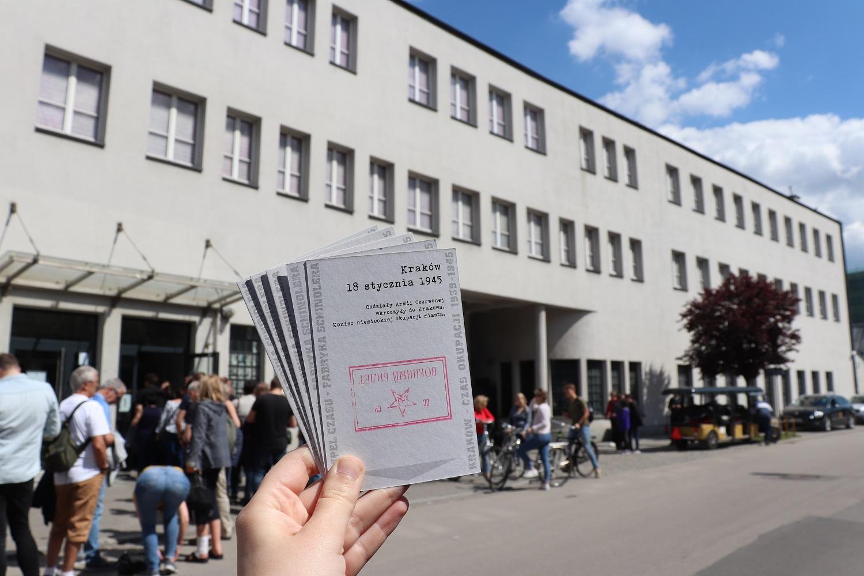 Oskar Schindler's Enamel Factory, Krakow, Poland