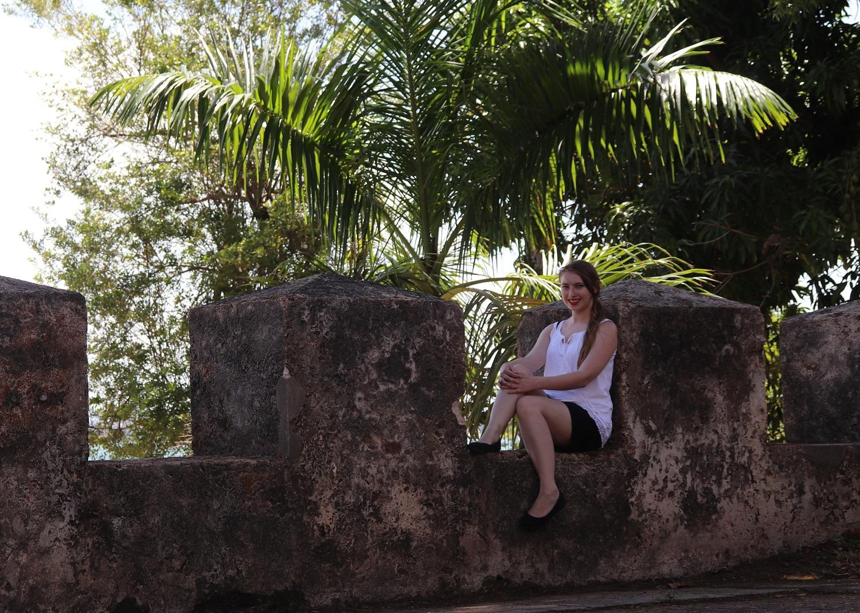 Me in San Juan