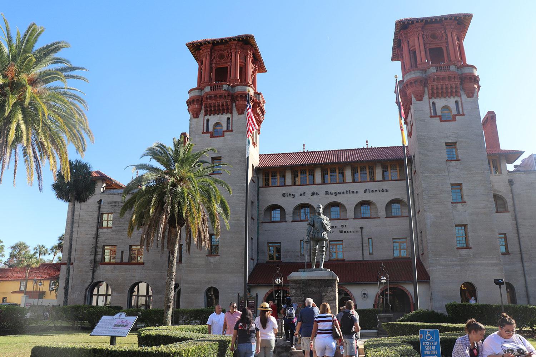 Lightner Museum, St. Augustine