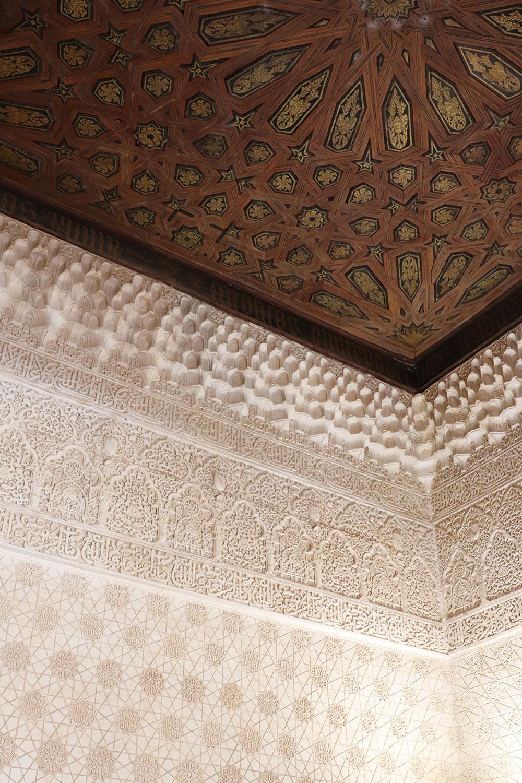 Detail, Alhambra