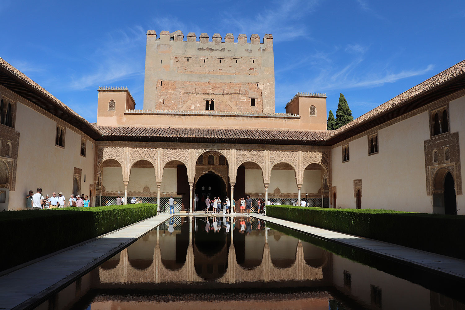 Court of the Myrtles, Alhambra