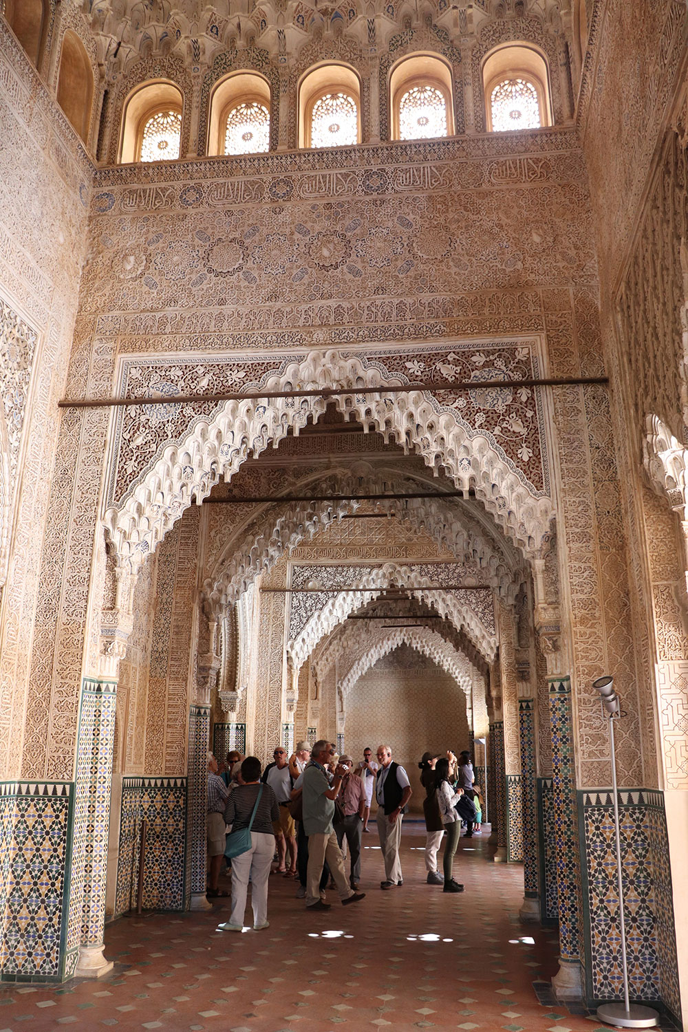 Hall of the Kings, Alhambra