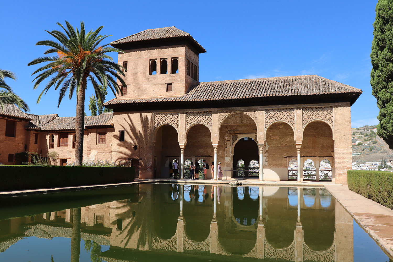 Gardens of the Alhambra