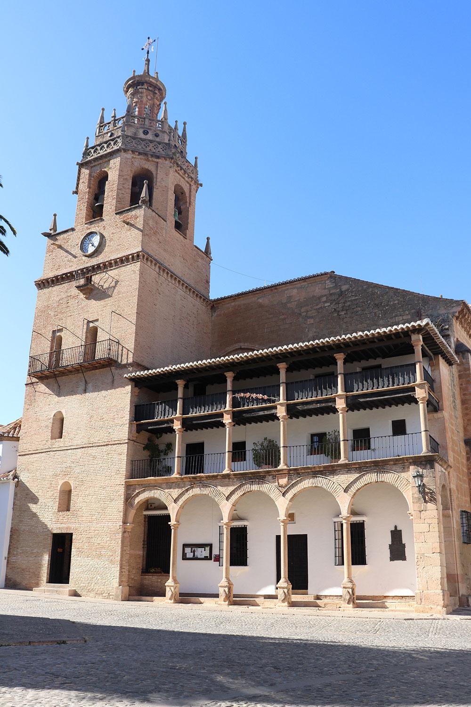 Iglesia de Santa Maria la Mayor, Ronda