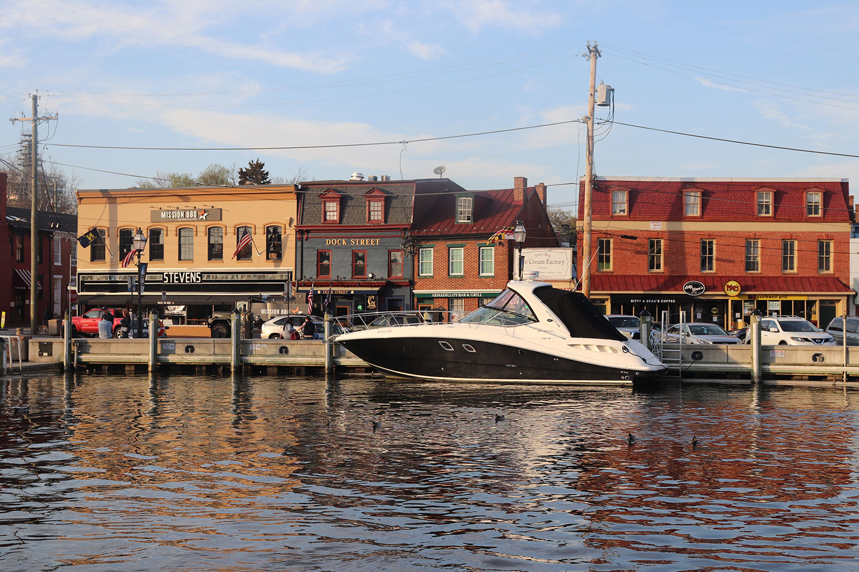 Annapolis Harbour