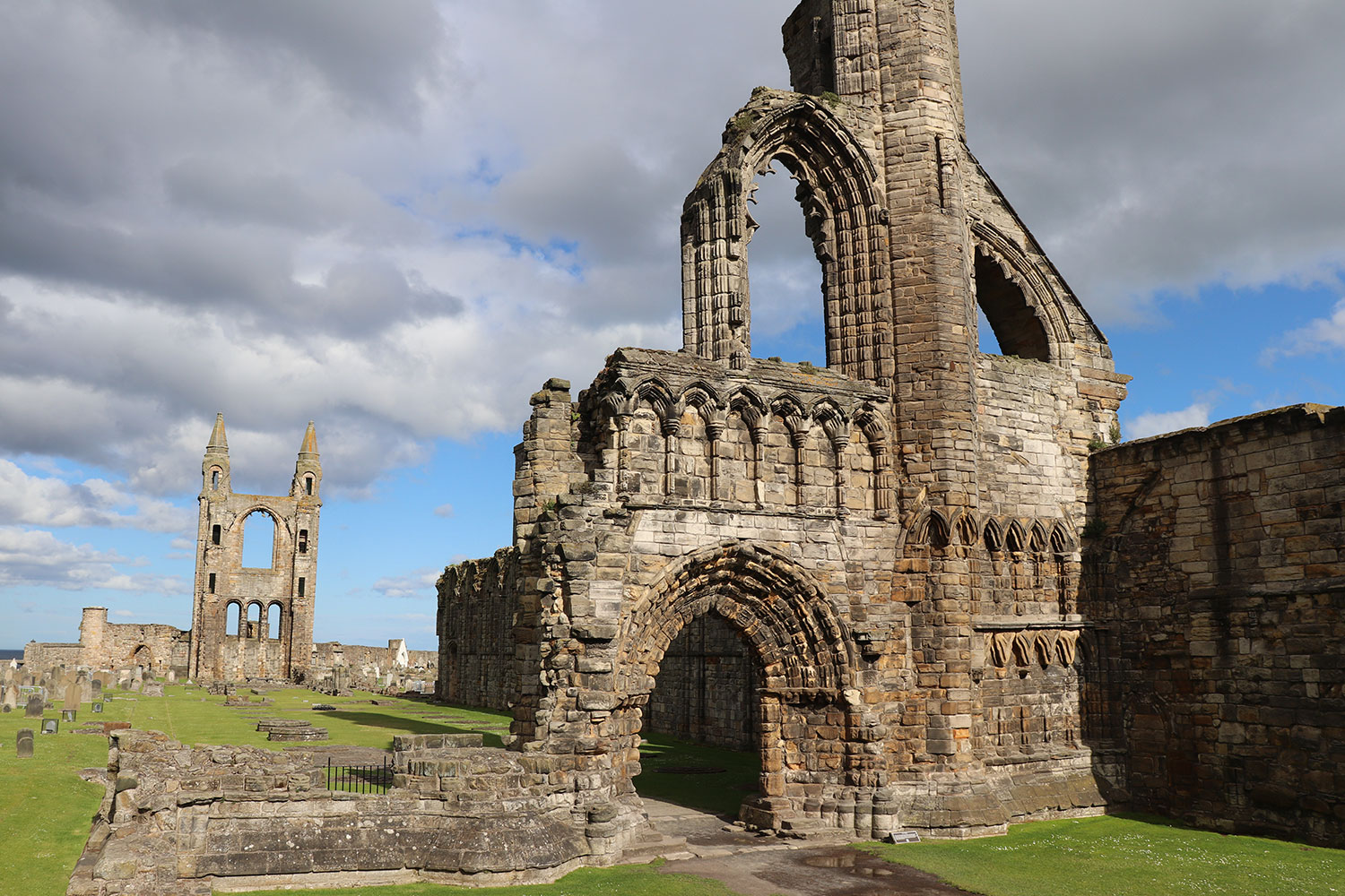 St. AndrewsCathedral, Fife