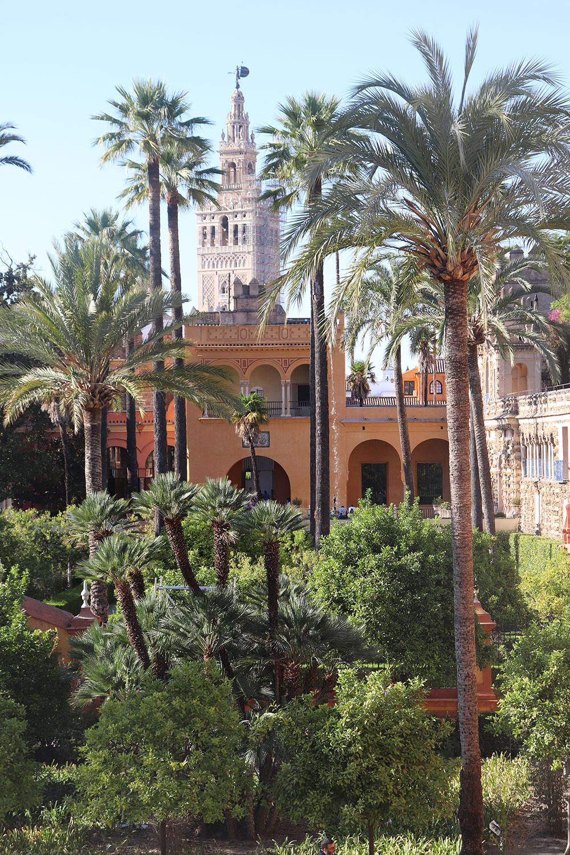 Real Alcazar, Seville, Spain