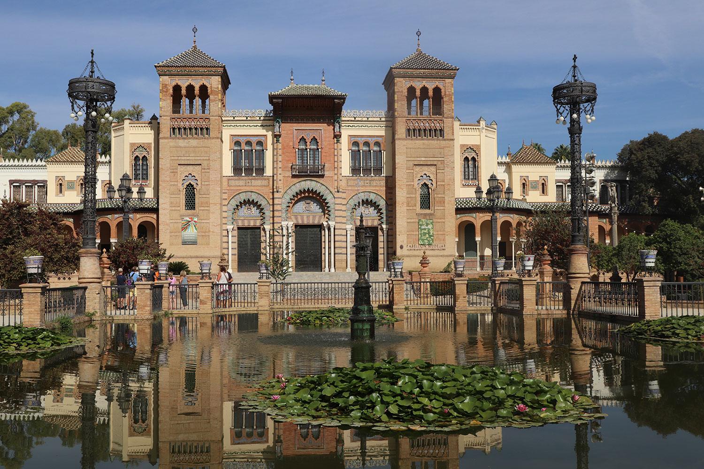 Plaza America, Seville