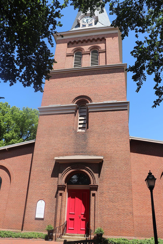 St. Anne's Parish, Annapolis