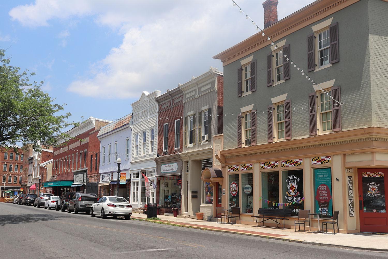Cambridge, Maryland