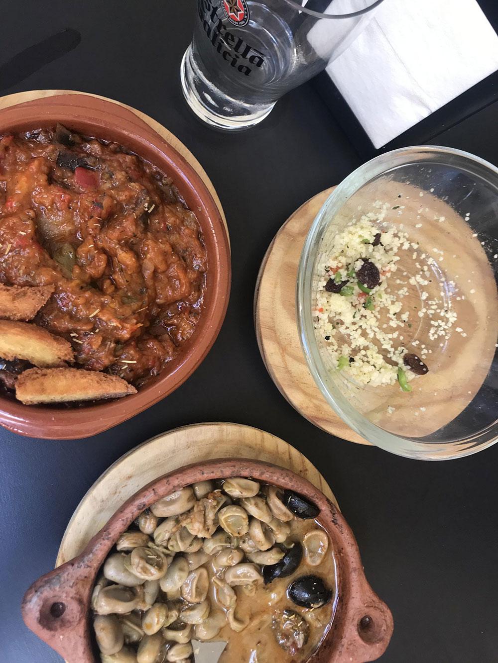 Vegan Spanish Tapas