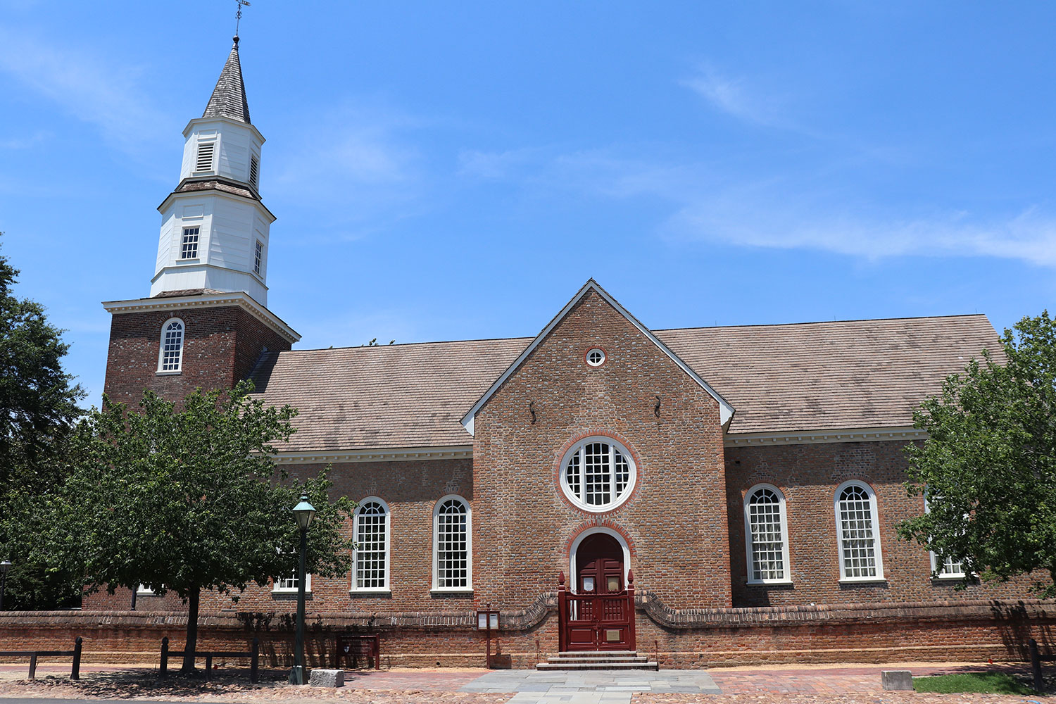 Burton Parish Church, Williamsburg, Virginia