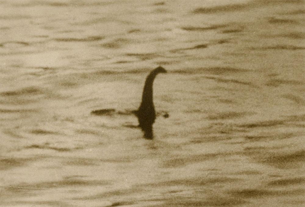 Loch Ness Monster, 1934