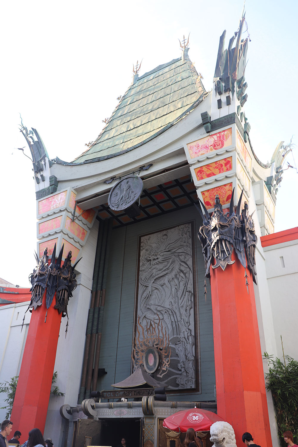 TCL Chinese Theatre, Los Angeles, California