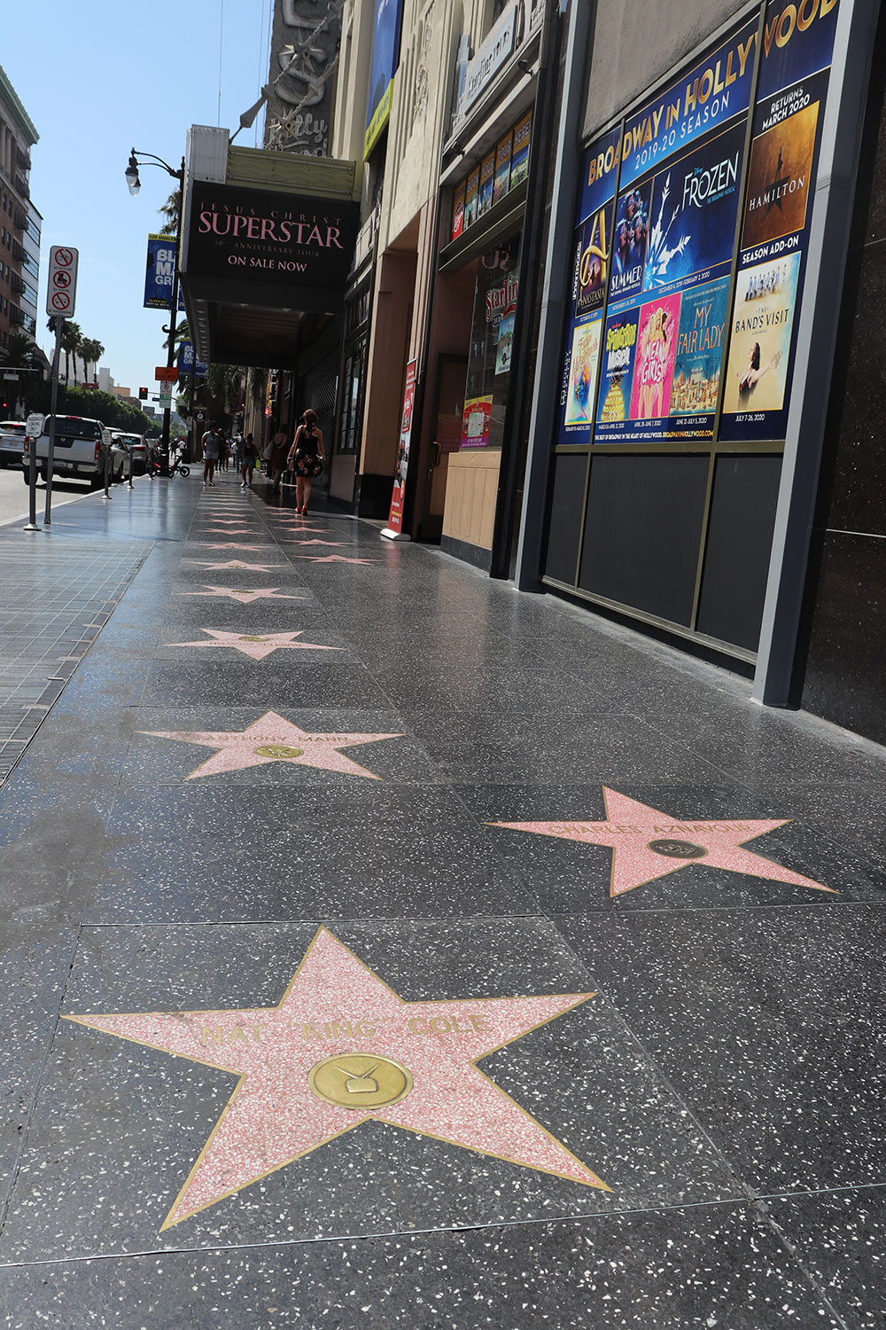 Walk of Fame, Hollywood, California