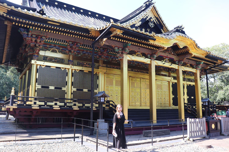 Ueno Toshogu Shrine, Tokyo, Japan