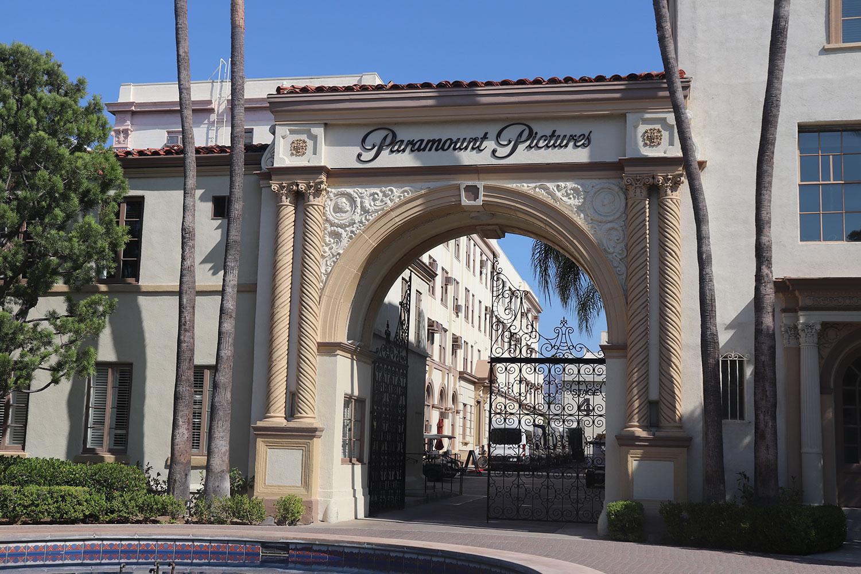 Paramount Pictures Studio, Los Angeles, California