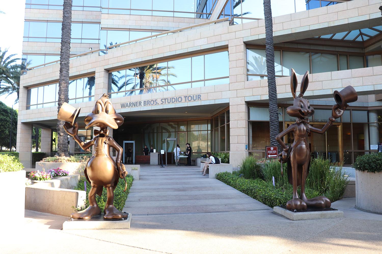 Warner Brothers Studio, Los Angeles, California