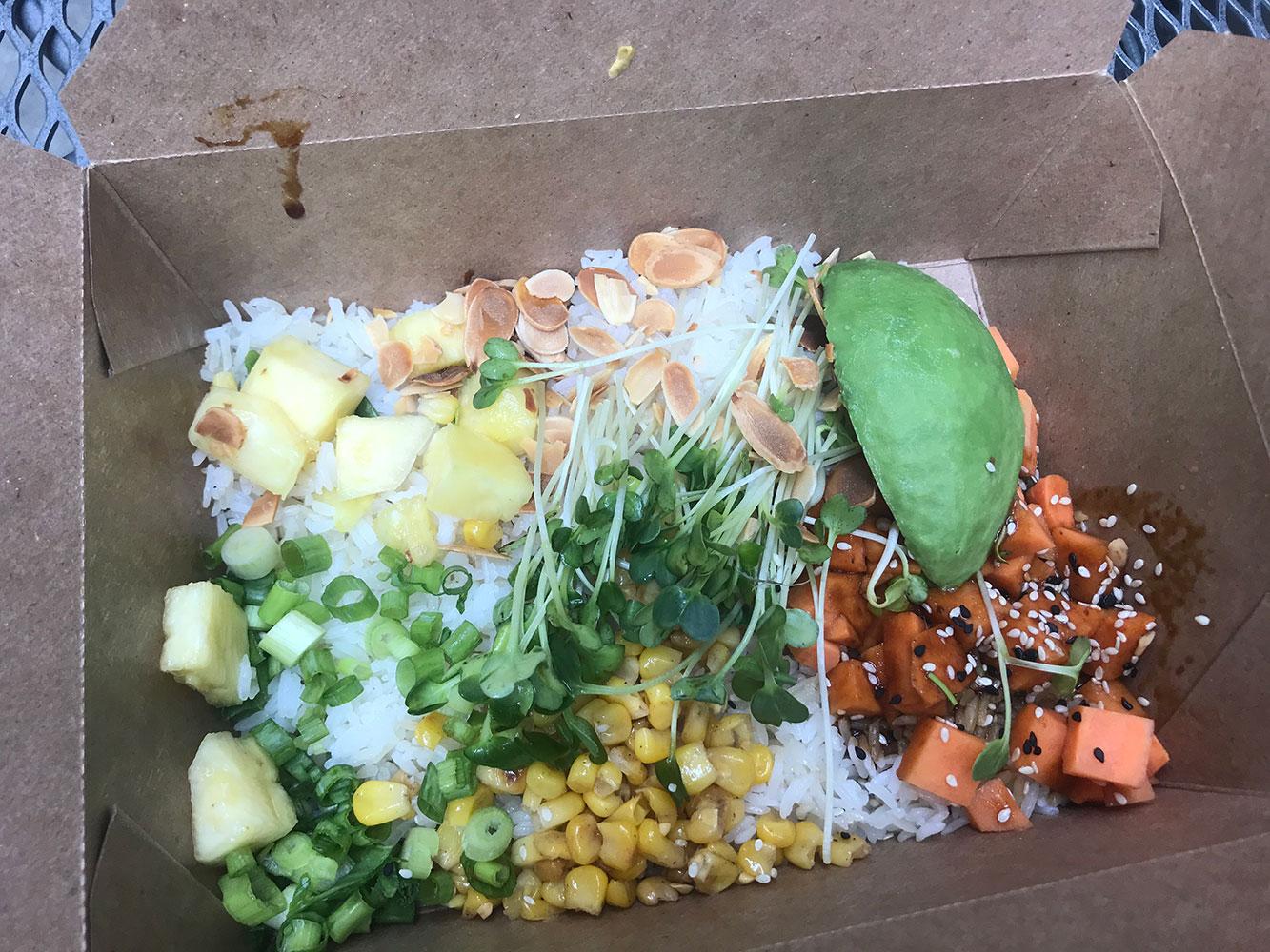 Buddha bowl, Native Foods
