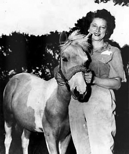 Misty of Chincoteague with Marguerite Henry